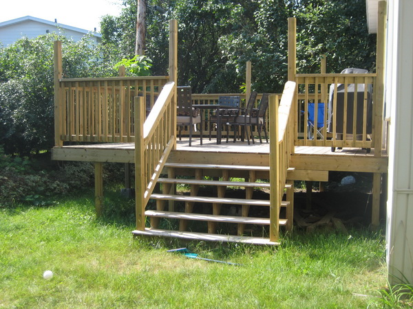 Decks and Patios by D.D.Oasis 1