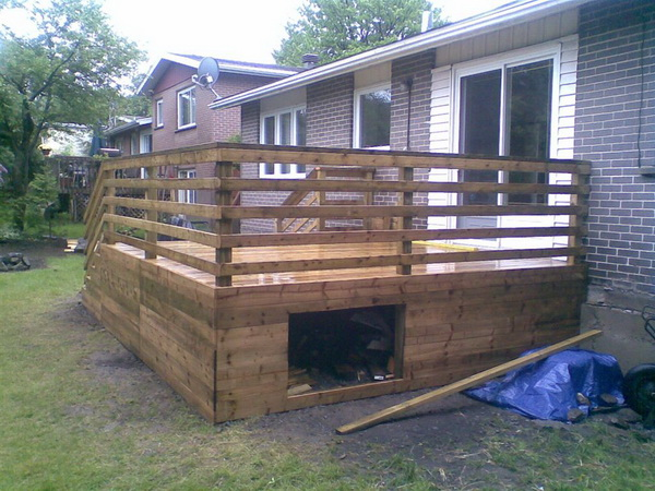 Decks and Patios by D.D.Oasis 2